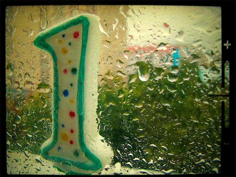 Day 1 - Rainy Start