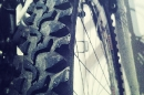 Day 131 – Sad bike tires