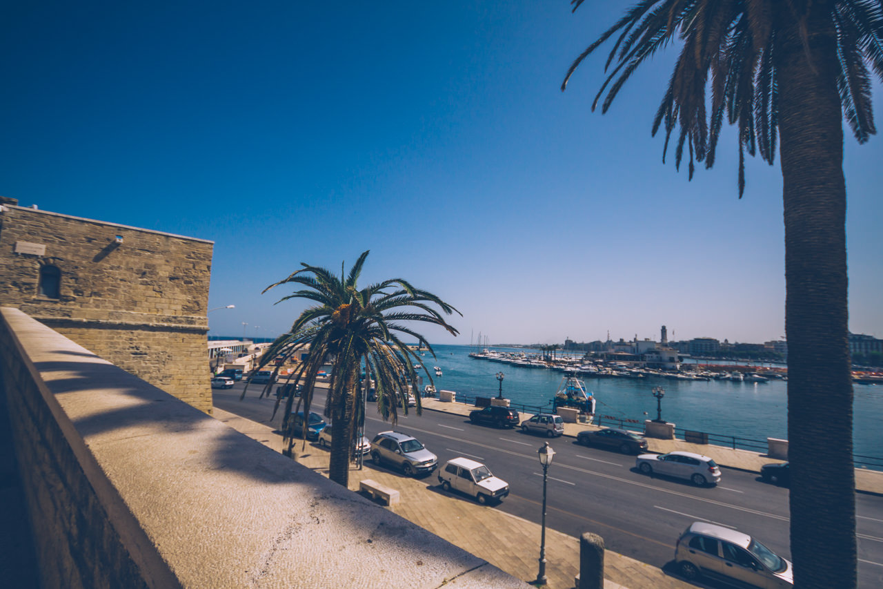 Walk with me in Bari, Italy